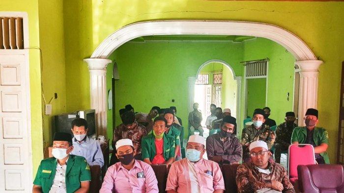 Bantu Pesantren di Jambi, Gus Yaqut: Ansor akan Terus Perjuangkan Bantuan untuk Ponpes