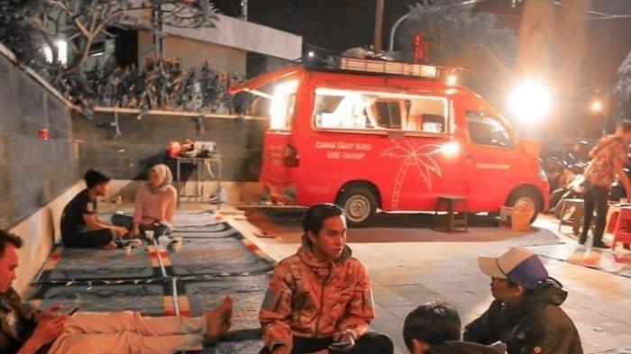 Objek Wisata Tempat Nongkrong Asik dan Murah di Kerinci, Libur Panjang Food TruckJadi Favorit