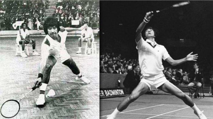 Misteri Final All England 1976 Liem Swie King vs Rudy Hartono Masih Belum Terpecahkan Hingga Kini