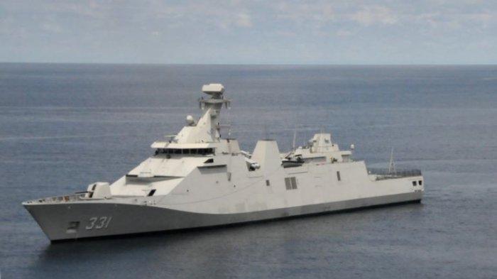 Natuna Masih Tak Aman dari China Bila TNI AL Cuma Punya 2 Fregat, Wajib Punya Kapal Perang Besar