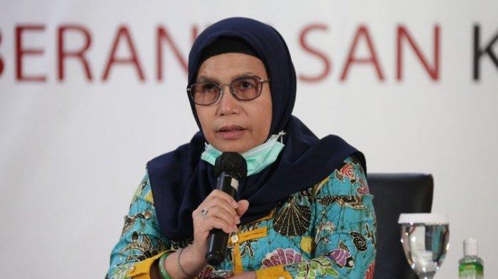 Lili Pintauli Diancam Akan Dilaporkan ke Kejagung Jika Tak Mundur dari KPK