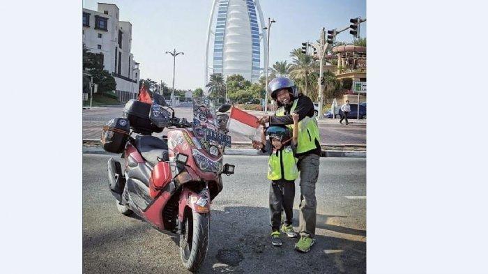 BREAKING NEWS Nasib Yamaha NMax Lilik Gunawan Akhirnya Berakhir di Arab Saudi, Dilelang di Sana