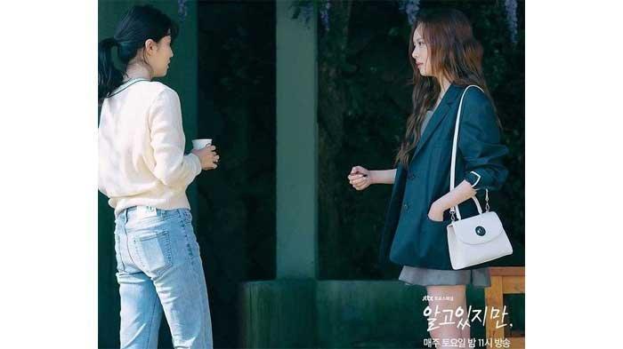 Link Nonton Nevertheless Sub Indo Episode 5: Perlawanan Na Bi Terhadap Mantan Jae Eon