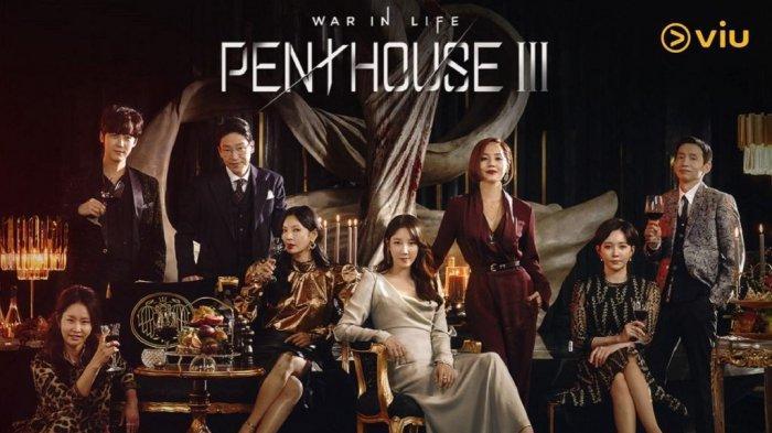 Link Nonton The Penthouse Season 3 Sub Indo Episode 1, Balas Dendam Su Ryeon Terhadap Pembunuh Logan
