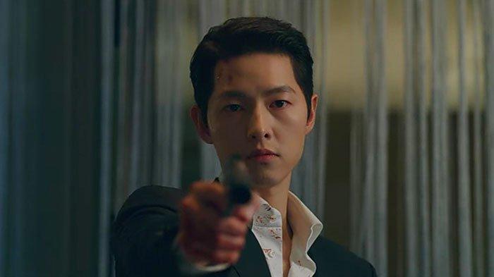 Link Nonton Vincenzo Episode 1-16, Tatapan Dingin Vincenzo Saat Ingin Membunuh Jang Han Seok