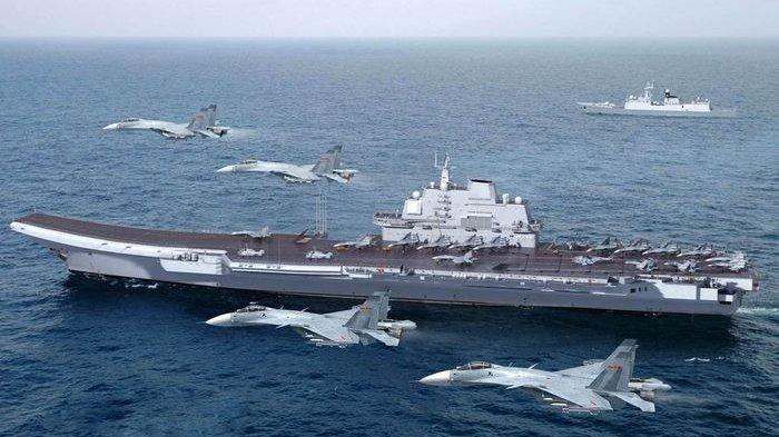 China Bereaksi Cepat saat Pesawat Militer AS Mendarat di Taiwan, Lakukan Latihan Pendaratan Amfibi