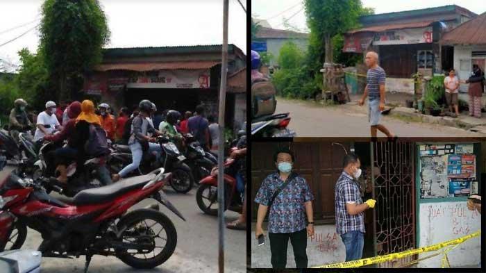 Barang Dagangan Lisbet Napitupulu Korban Pembunuhan Sadis di Medan Sering Hilang