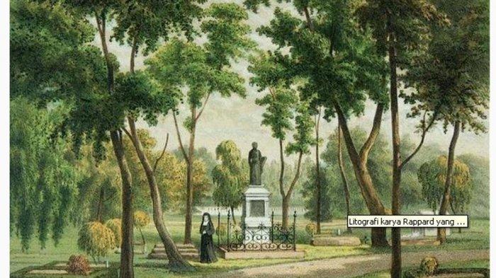 Misteri Permakaman Umum Modern Tertua di Dunia dan Kantor Walikota Jakarta Pusat