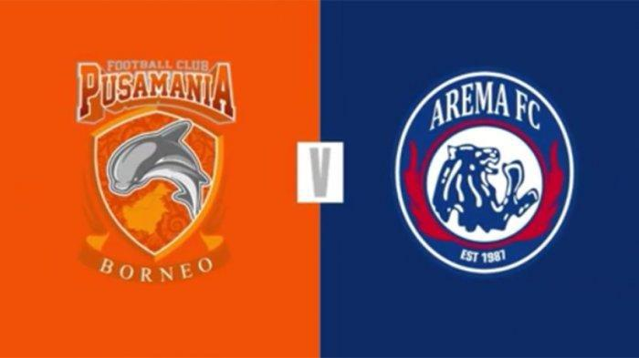 Live Streaming Liga 1 2019 Borneo FC vs Arema FC Malam Ini Pukul 20.30 WIB Siaran Langsung Indosiar