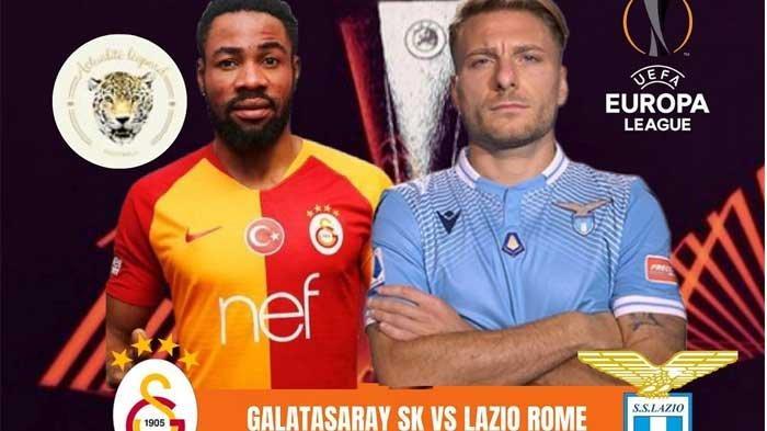 Siaran Langsung Galatasaray vs Lazio, Ini Susunan Pemain dan Link Nonton Live Streaming