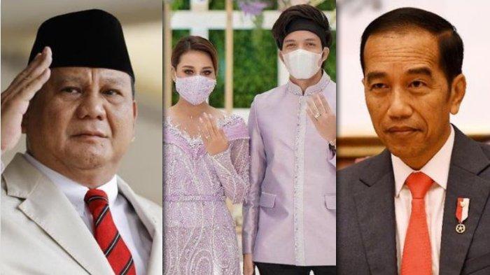 Ternyata Kado Ini yang Diberikan Presiden Jokowi ke Nikahan Aurel Hermansyah dan Atta Halilintar