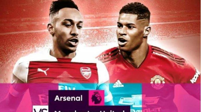 Live Streaming RCTI Arsenal vs Manchester United, Ole Gunnar Solskjaer Minta Man United Agresif