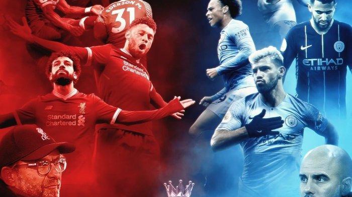 Tayang di Mana Laga Liverpool vs Manchester City? Simak Jadwal dan Link Live Streaming di Sini