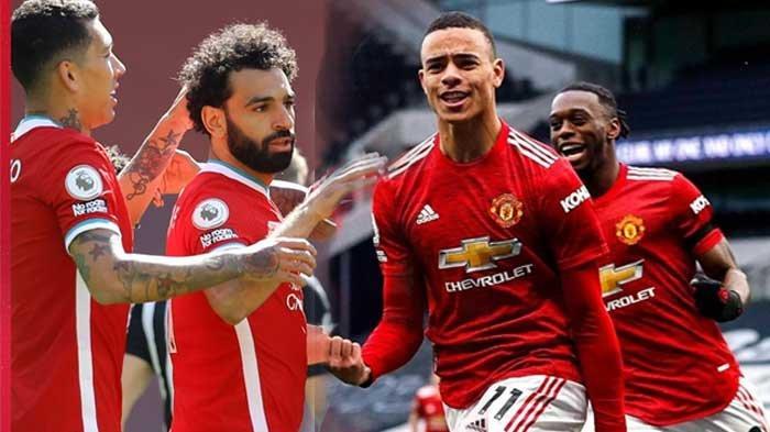 JADWAL Bola Manchester United Vs Liverpool, Minggu 2 April, Bila Tim Ole Kalah Man City Juara EPL