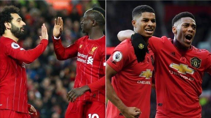 Link Live Streaming Liga Inggris Malam Ini Crystal Palace vs Manchester United 17 Juni 2020