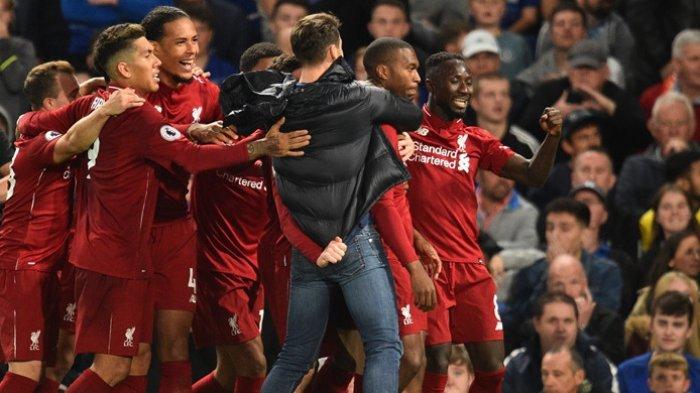 Jadwal Lengkap Liga Inggris Pekan ke-16: Mimpi Indah Liverpool di Laga Chelsea vs Manchester City
