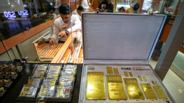 Ini Harga Emas Antam dan UBS Jumat 9 Oktober 2020 Jelang Sore Hari