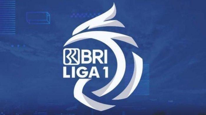 Logo BRI Liga 1 2021/2022
