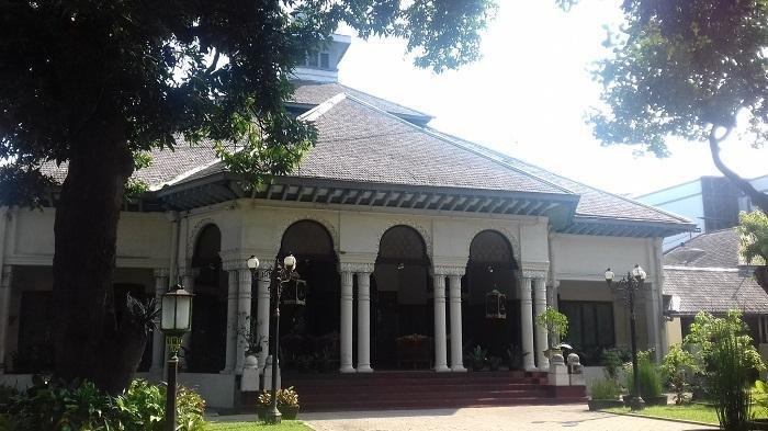 Sejarah Loji Gandrung, Bangunan Cagar Budaya, Yang jadi Rumah Dinas Wali Kota Solo Gibran Rakabuming