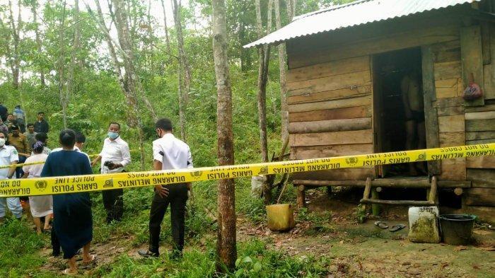 Polisi Tak Temukan Tanda-tanda Kekerasan di Tubuh Korban Gantung Diri di Desa Semabu Tebo