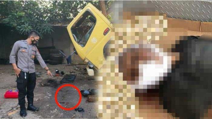 Detik-detik Kronologis Agus Terlindas Truk yang Diperbaikinya di Jelutung, Korban Meninggal di RS