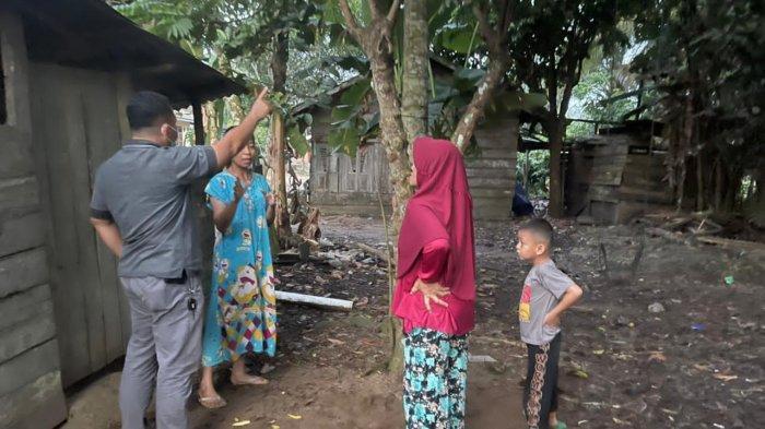 Heboh Penemuan Mayat di Muarojambi Tergantung di Pohon Belimbing