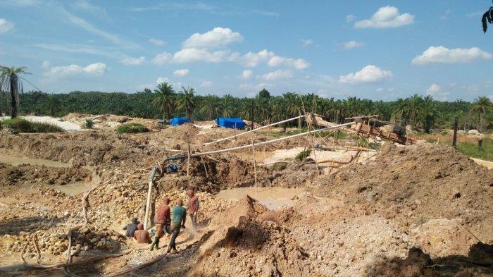 Emas 4 Kg di Bawah Musala Dusun Nangko, Pemilik Tanah Rumah Ibadah Bongkar untuk Tambang Ilegal
