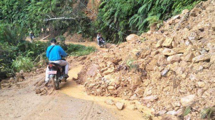 Waspada Tanah Longsor, Potensi Hujan Sedang Hingga Lebat di Provinsi Jambi 20 Hingga 22 Januari 2020