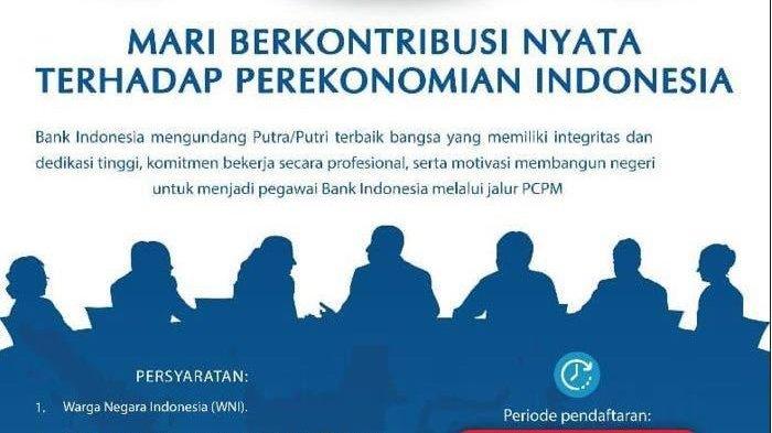 14 Lowongan Kerja Bank Indonesia, Ini Link dan Syaratnya