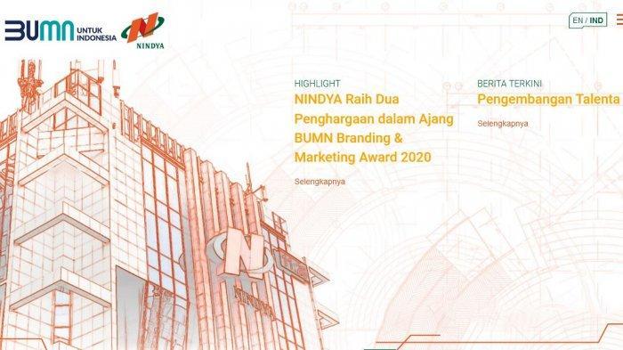 Lowongan Kerja BUMN PT Nindya Karya untuk Lulusan D3, Terakhir Daftar 9 April 2021