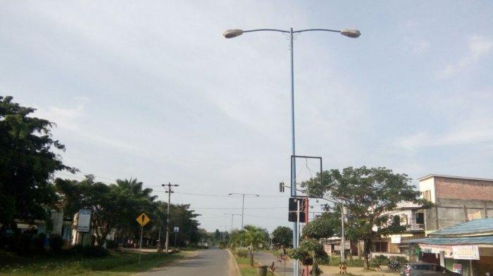 Pemkab Batanghari Usulkan 1.200 Unit Penerangan Jalan Umum ke Pusat