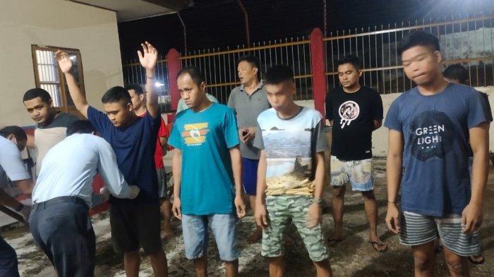 Petugas Geledah Kamar Penghuni Dua Lapas di Batanghari