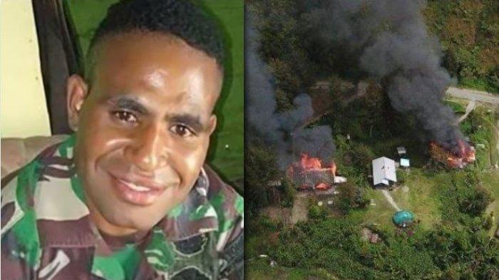 Siapa Sebenarnya Lukius, Prajurit TNI Berkhianat Gabung ke KKB Papua, Kini Punya Jabatan di TPNPB