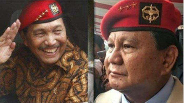 Kisah & Fakta 'Pasukan Siluman' Bentukan Prabowo dan Luhut, hingga Kini Kekuatannya Masih Misterius