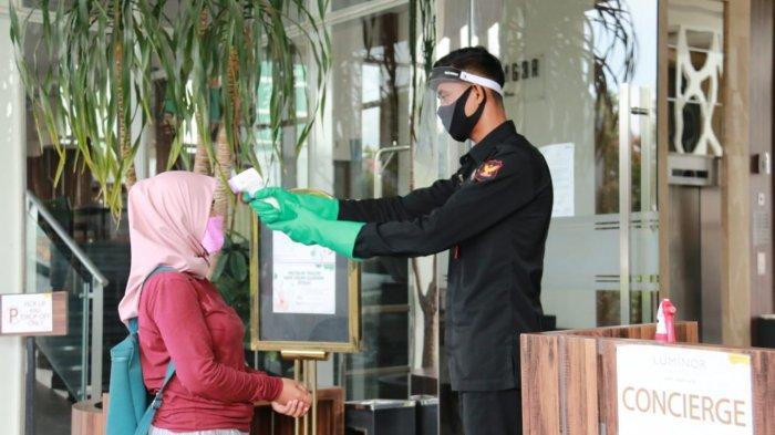 Di Tengah Masa Pandemi, TPK Jambi Meningkat 32,63 Persen