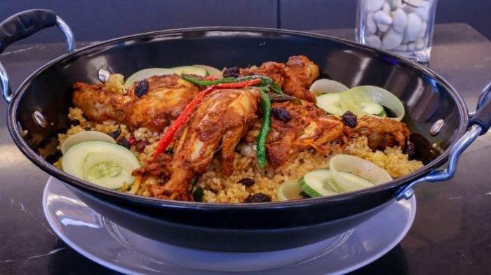 Coba Nasi Briyani di Luminor Hotel Jambi, Bisa Makan Berdua Hingga Ramai-ramai