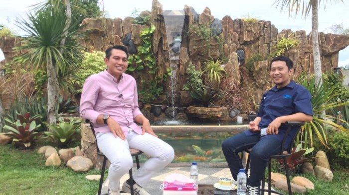 M Fadhil Arief Bicara tentang Gebrakan Baru, Tawarkan 36 Program untuk Kemajuan Batanghari