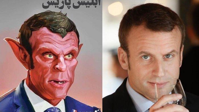 Sikap Presiden Macron Mulai Berubah? Berbahasa Arab, Presiden Perancis Bantah Dirinya Memusuhi Islam
