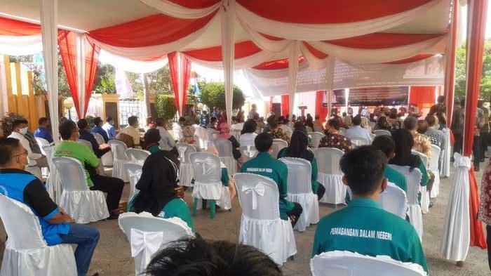 350 Tenaga Kerja di Jambi Selesai Magang di Sejumlah Perusahaan, 159 Langsung Direkrut Perusahaan