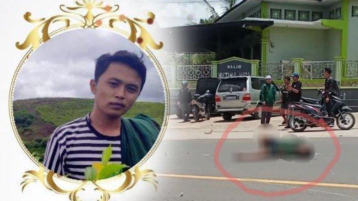 KRONOLOGI Tewasnya Mahasiswa Unja yang Jadi Korban Tabrak Lari Dalam Kecelakaan Maut di Sungai Duren