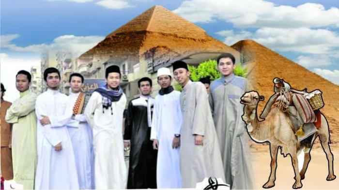Imbas Wabah Corona, Mahasiswa Jambi di Mesir Harus Berhemat