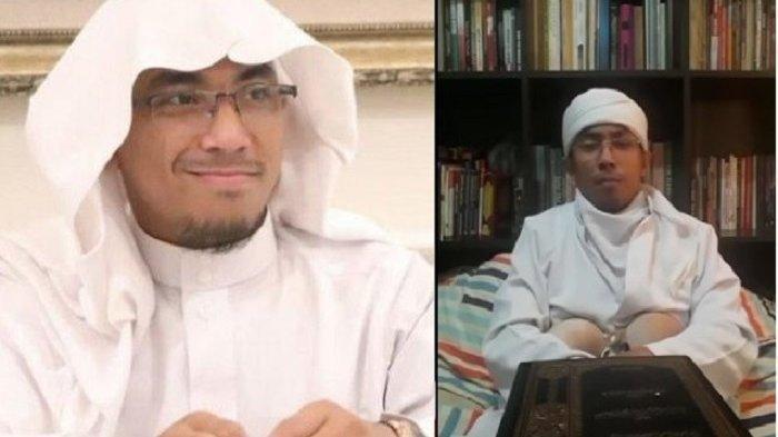 Maheer At-Thuwailibi yang menjadi tersangka ujaran kebencian kini meninggal dunia, Senin (8/2/2021).