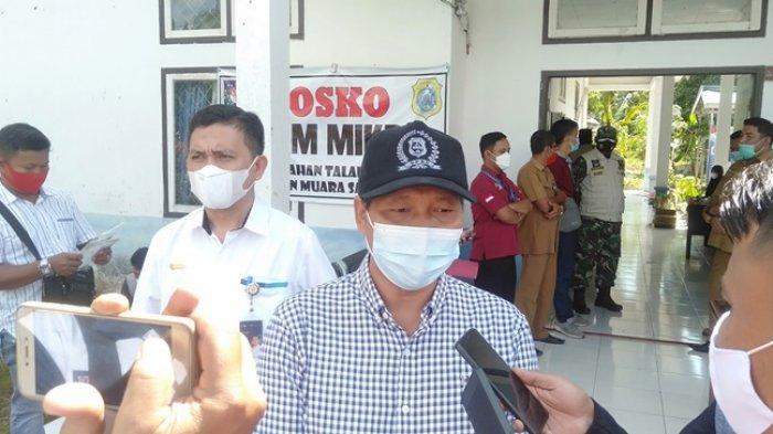 Ketua DPRD Tanjab Timur Mahrup Minta Pemerinta Daerah Tegas Setelah PPKM Level 3 Diterapkan