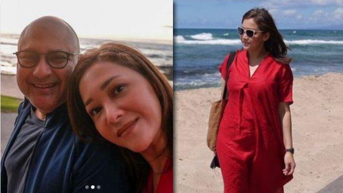 Sikap Masa Bodo Maia Estianty Saat dengan Irwan Mussry di Pantai Terekam: Panas Tapi Tidak Keringat