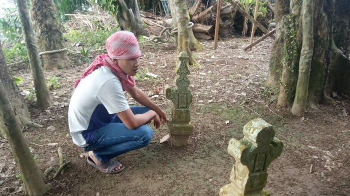 WIKIJAMBI Sejarah Makam Keramat Putri Gadis di Desa Sekernan Muarojambi