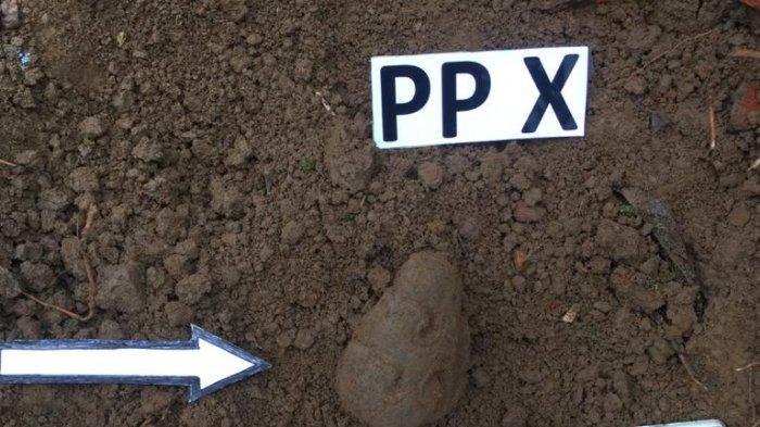 BREAKING NEWS Arkeolog Jambi Temukan Makara Langka saat Pemugaran di Candi Kedaton
