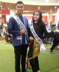 Malam Pemilihan 20 Finalis Bujang Gadis Kota Jambi, Peserta Saling Unjuk Bakat