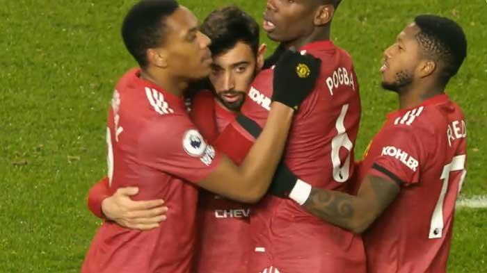 Live Streaming Man Utd vs Aston Villa, Ronaldo dan Pogba Masuk Starting XI, Sancho Cadangan