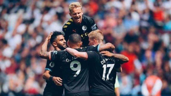 Jadwal Liga Inggris 2019/2020 Malam Ini, Manchester City vs Tottenham Hotspur Laga Bigmatch