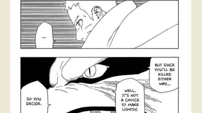 LINK BACA Manga Boruto Chapter 52, Spoiler Bocor, Nanadaime Hokage Bertarung Hebat Lawan Isshiki